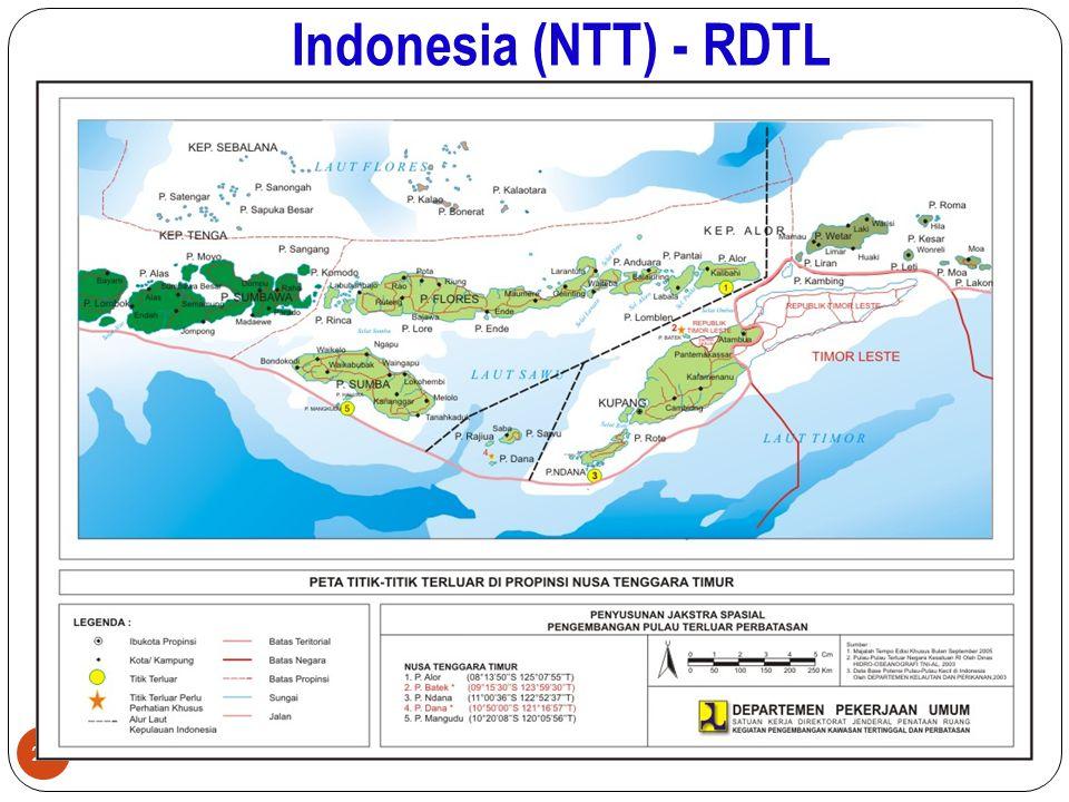 Indonesia (NTT) - RDTL