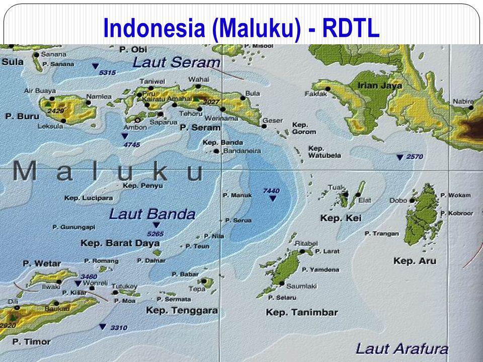 Indonesia (Maluku) - RDTL