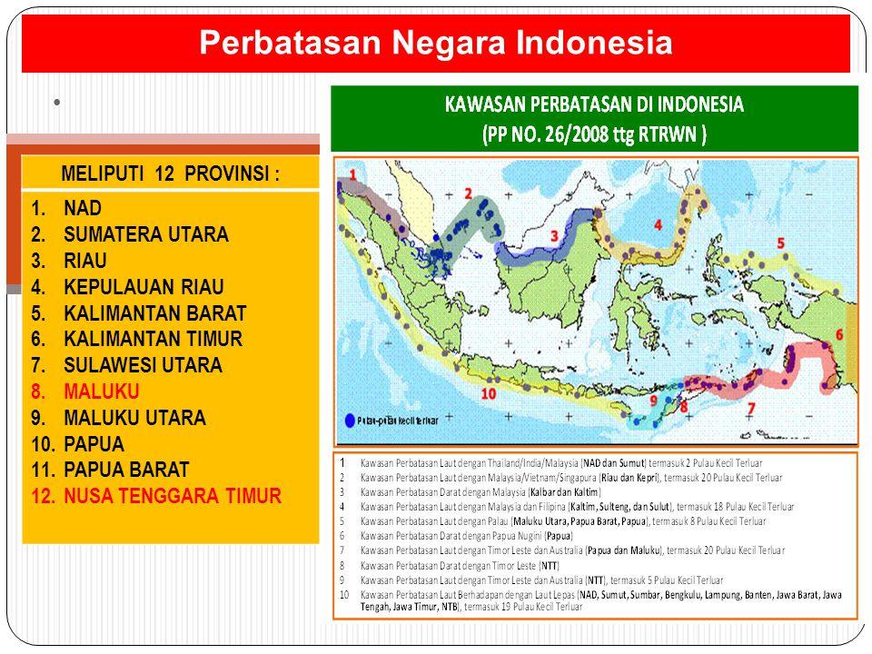 Perbatasan Negara Indonesia