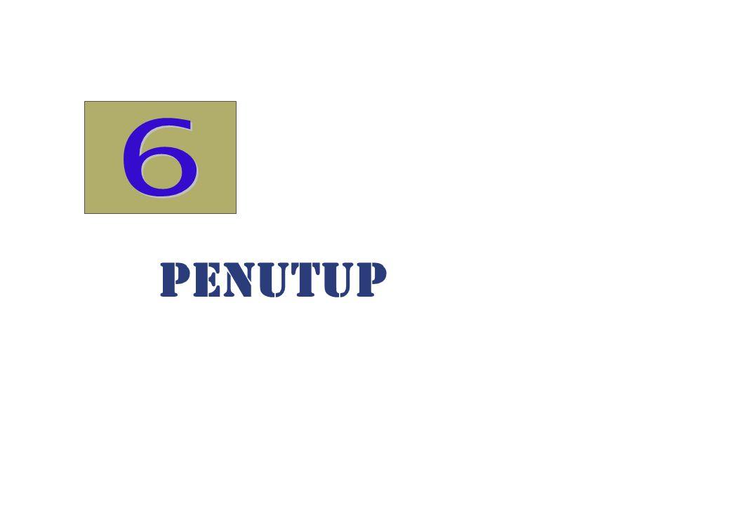 6 PENUTUP