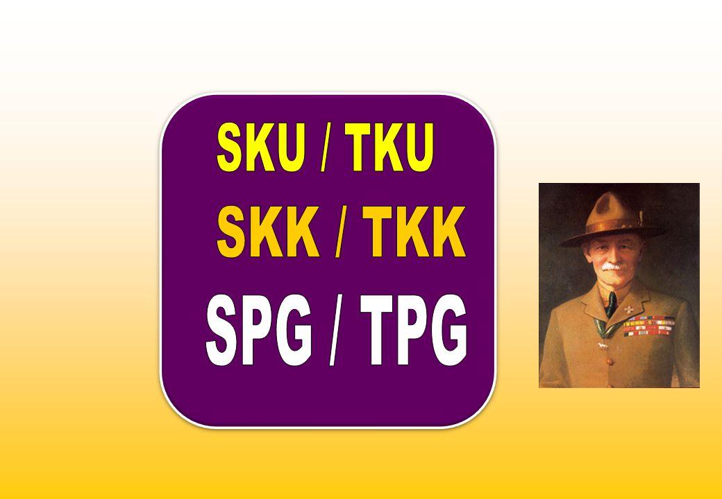 SKU / TKU SKK / TKK SPG / TPG