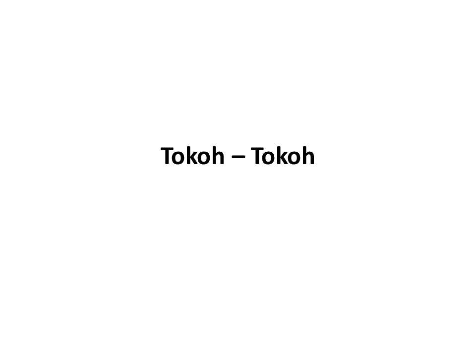 Tokoh – Tokoh