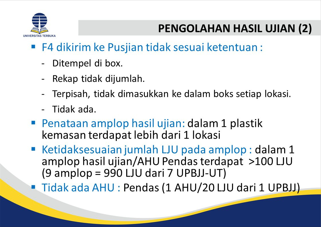 PENGOLAHAN HASIL UJIAN (2)