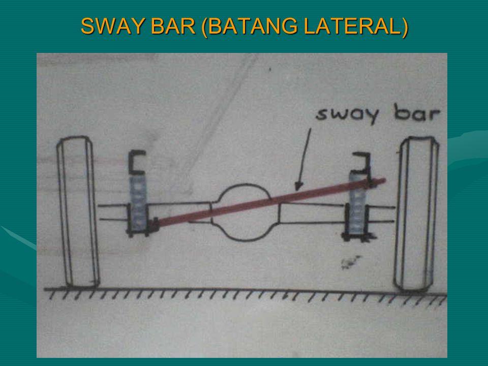 SWAY BAR (BATANG LATERAL)