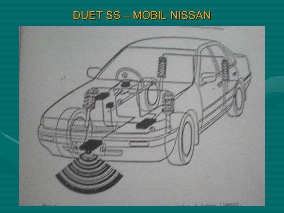 DUET SS – MOBIL NISSAN