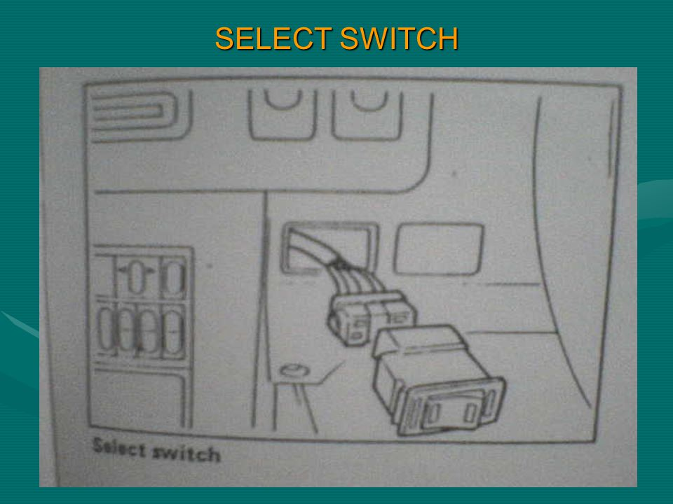 SELECT SWITCH