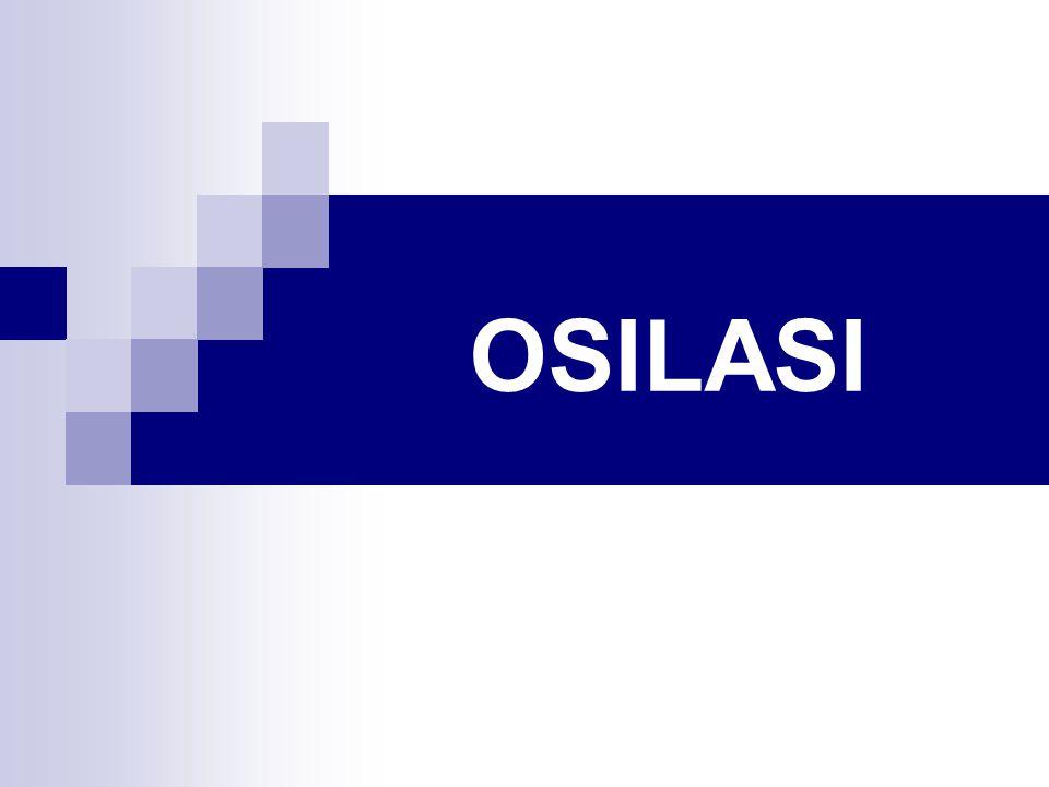 OSILASI