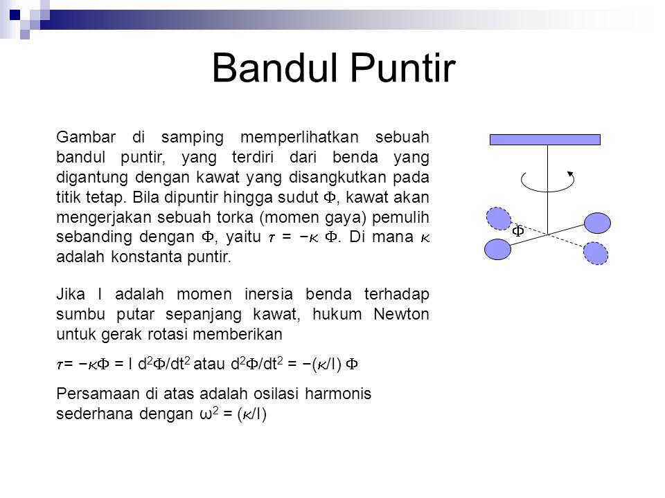 Bandul Puntir
