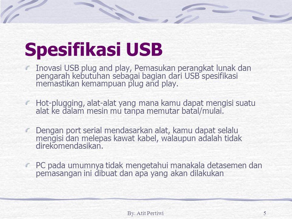 Spesifikasi USB