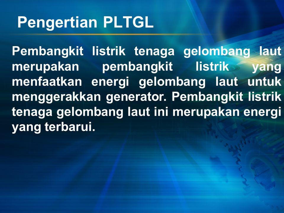 Pengertian PLTGL