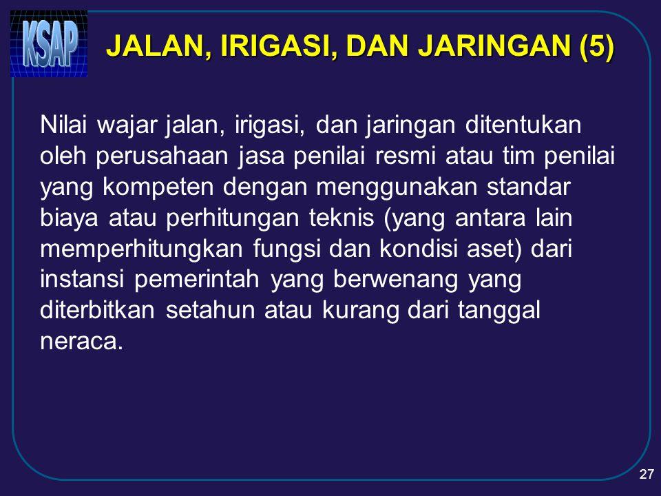 JALAN, IRIGASI, DAN JARINGAN (5)
