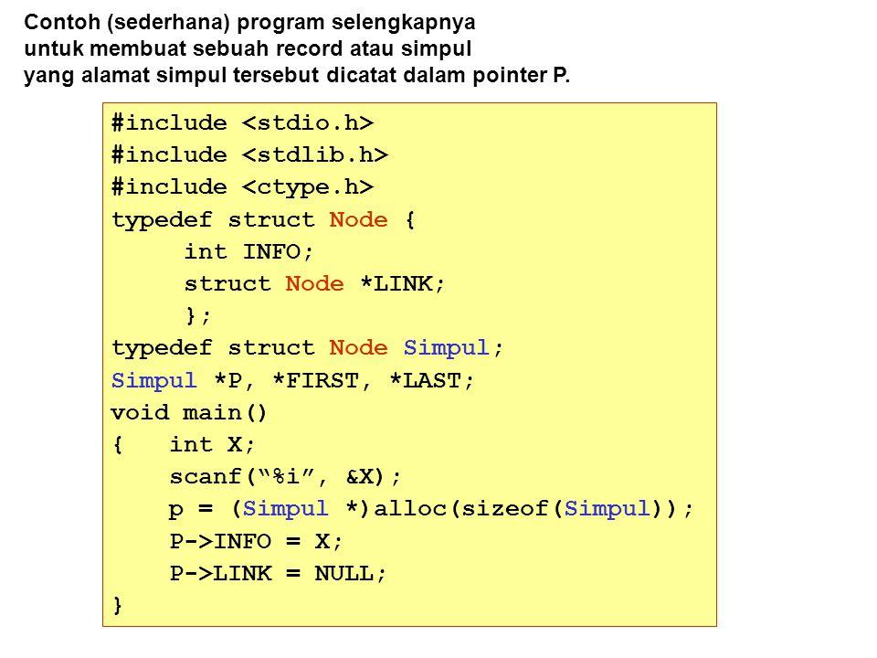 #include <stdio.h> #include <stdlib.h>
