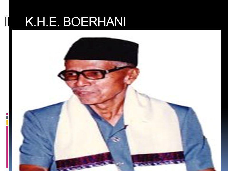 K.H.E. BOERHANI