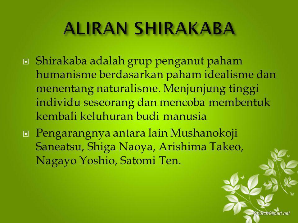 ALIRAN SHIRAKABA