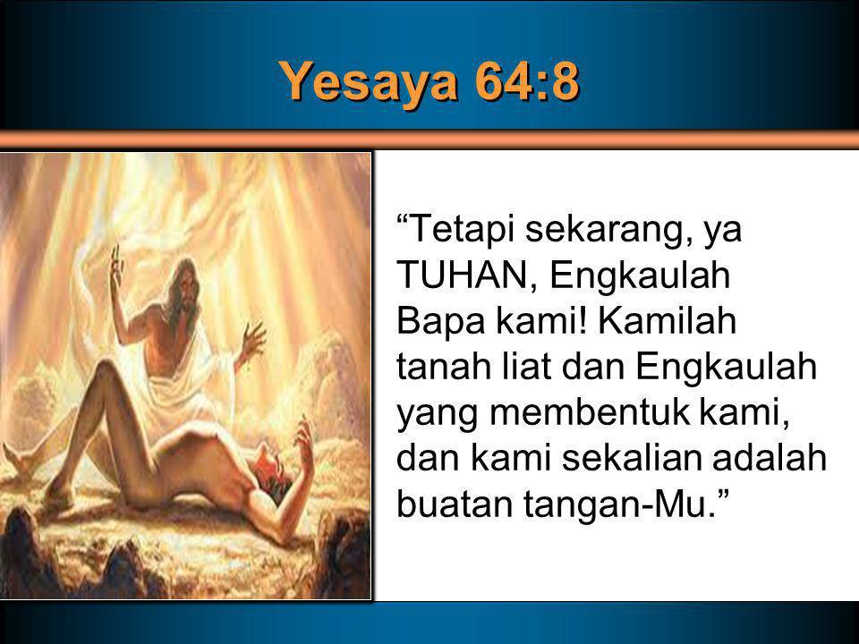Yesaya 64:8