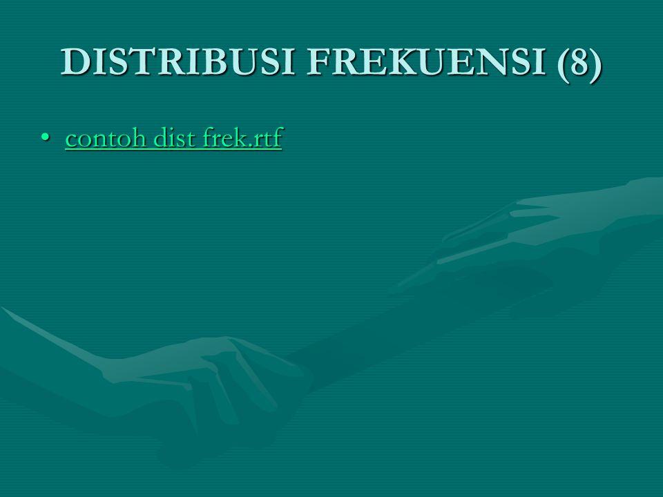 DISTRIBUSI FREKUENSI (8)
