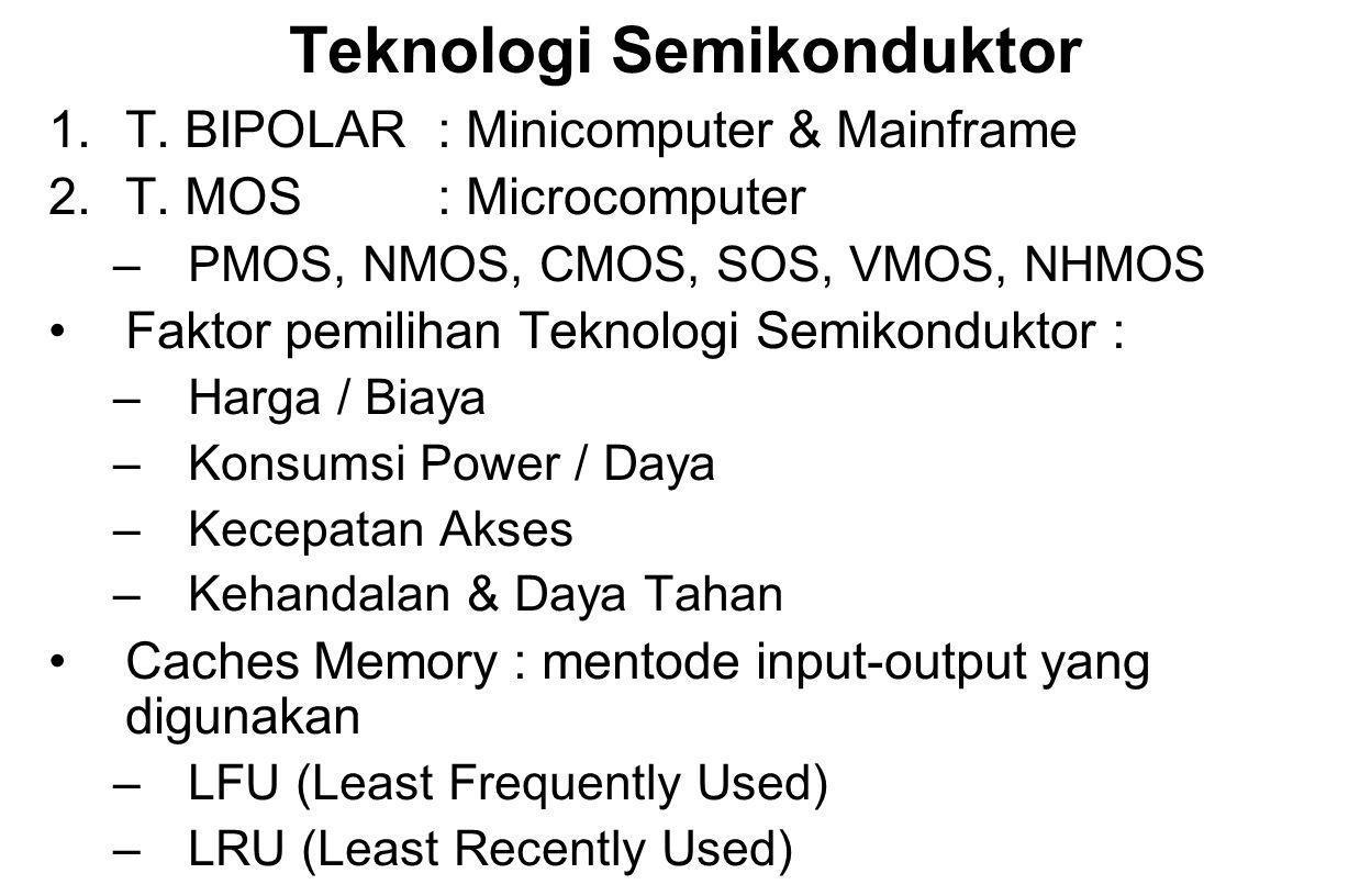 Teknologi Semikonduktor