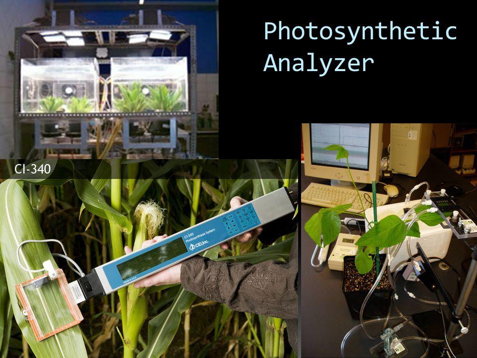 Photosynthetic Analyzer