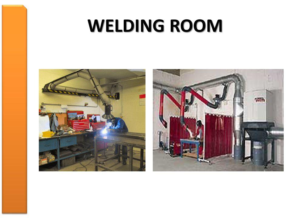 WELDING ROOM