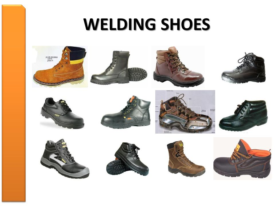 WELDING SHOES