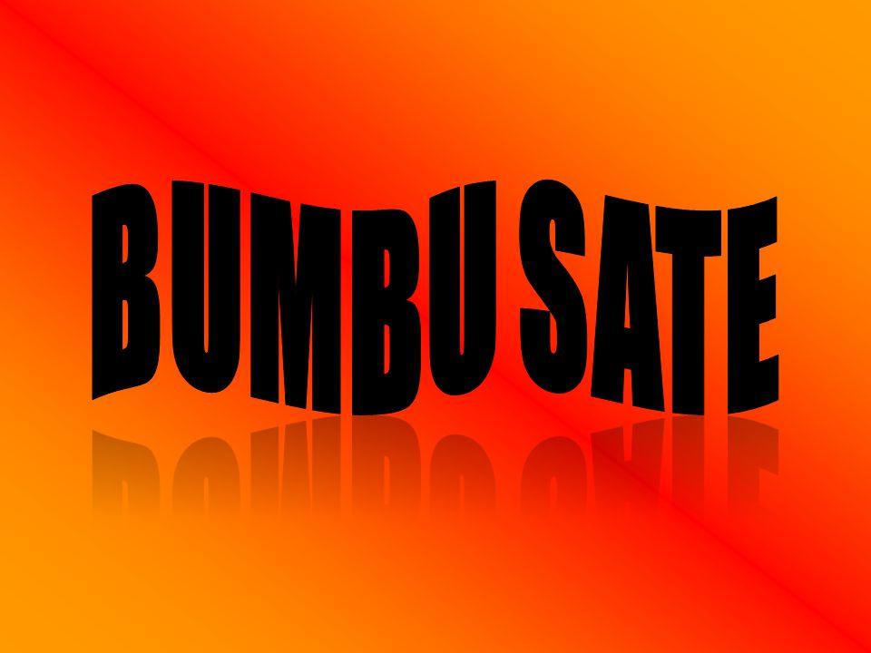 Bumbu Sate