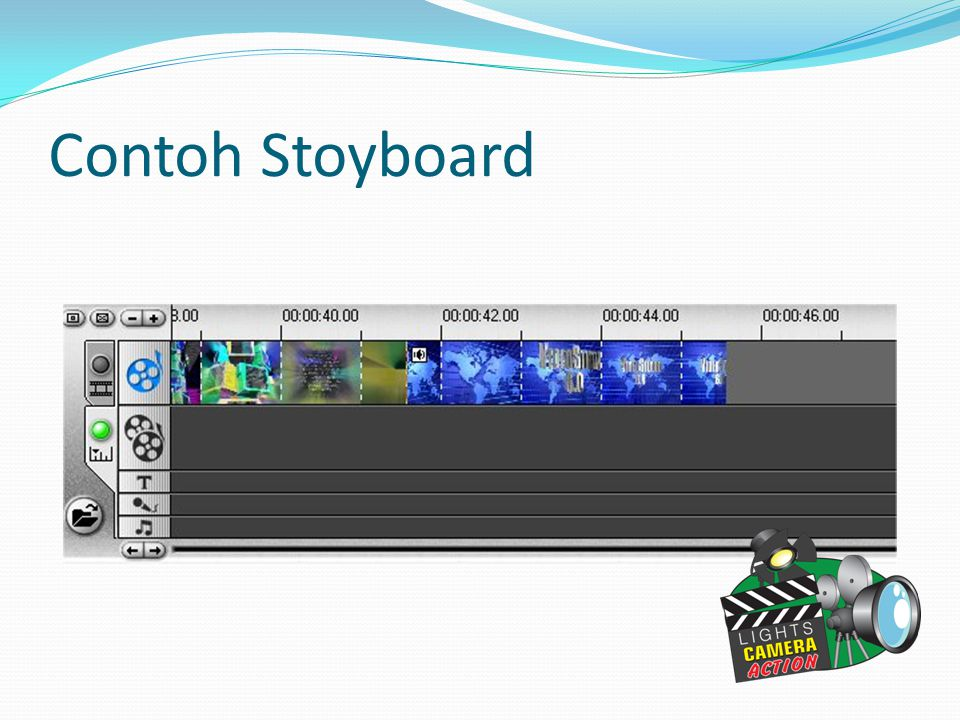 Contoh Stoyboard