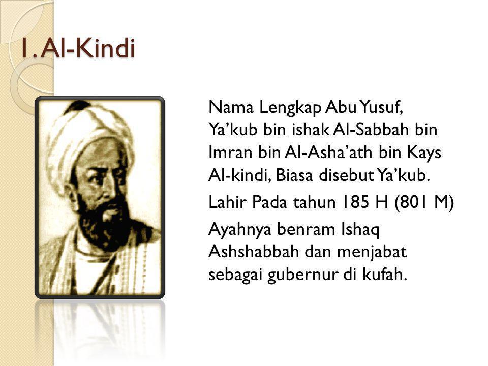 1. Al-Kindi