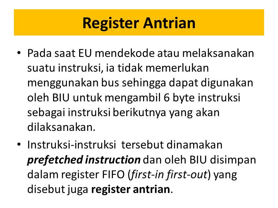 Register Antrian