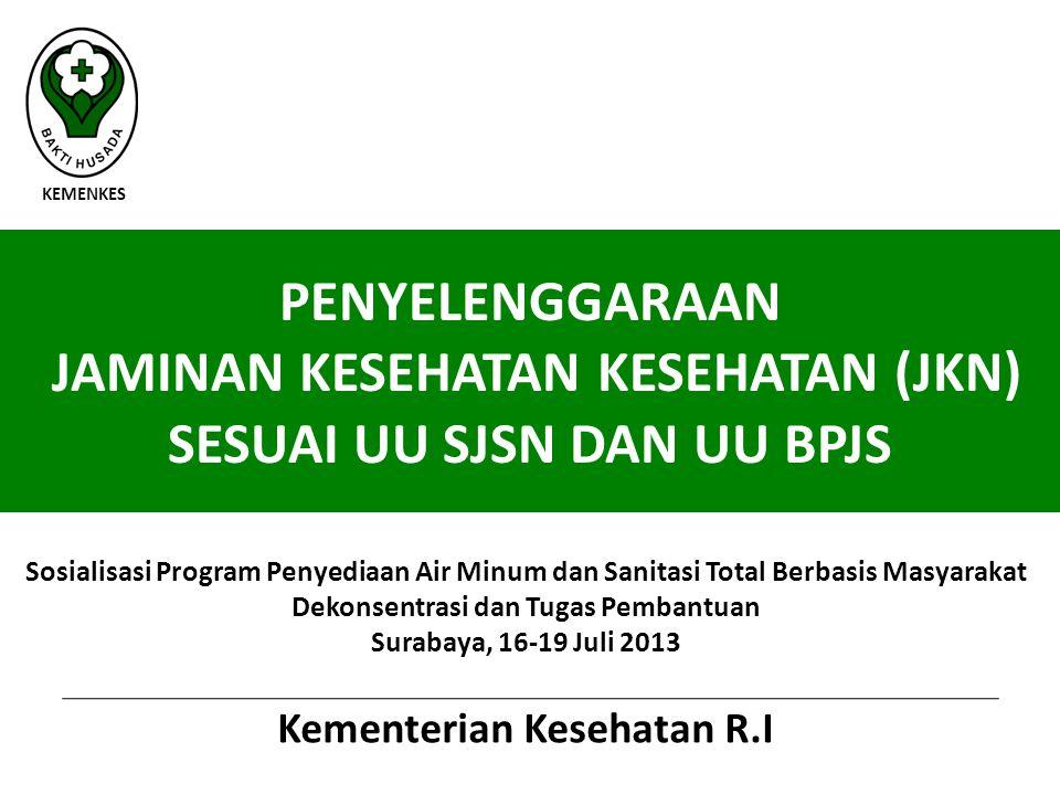 Kementerian Kesehatan R.I