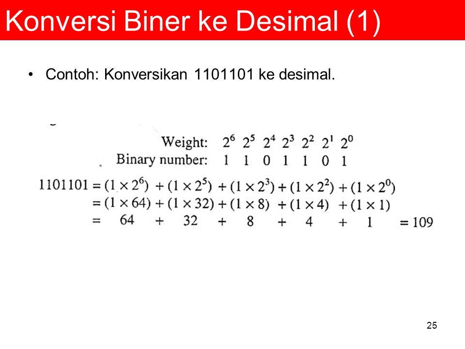 Konversi Biner ke Desimal (1)