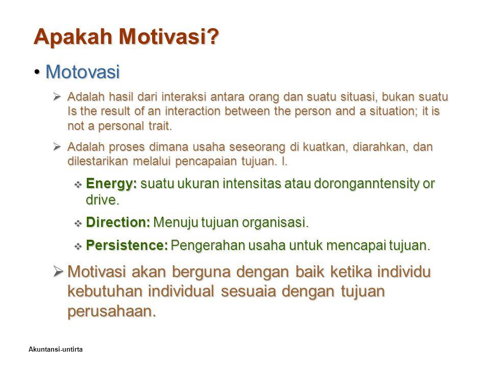 Apakah Motivasi Motovasi