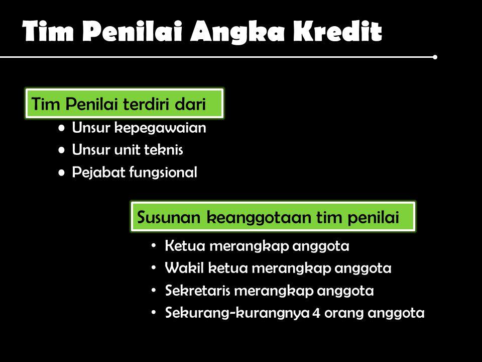 Tim Penilai Angka Kredit