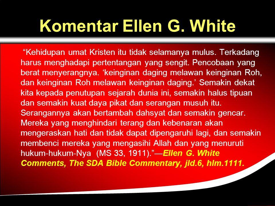 Komentar Ellen G. White