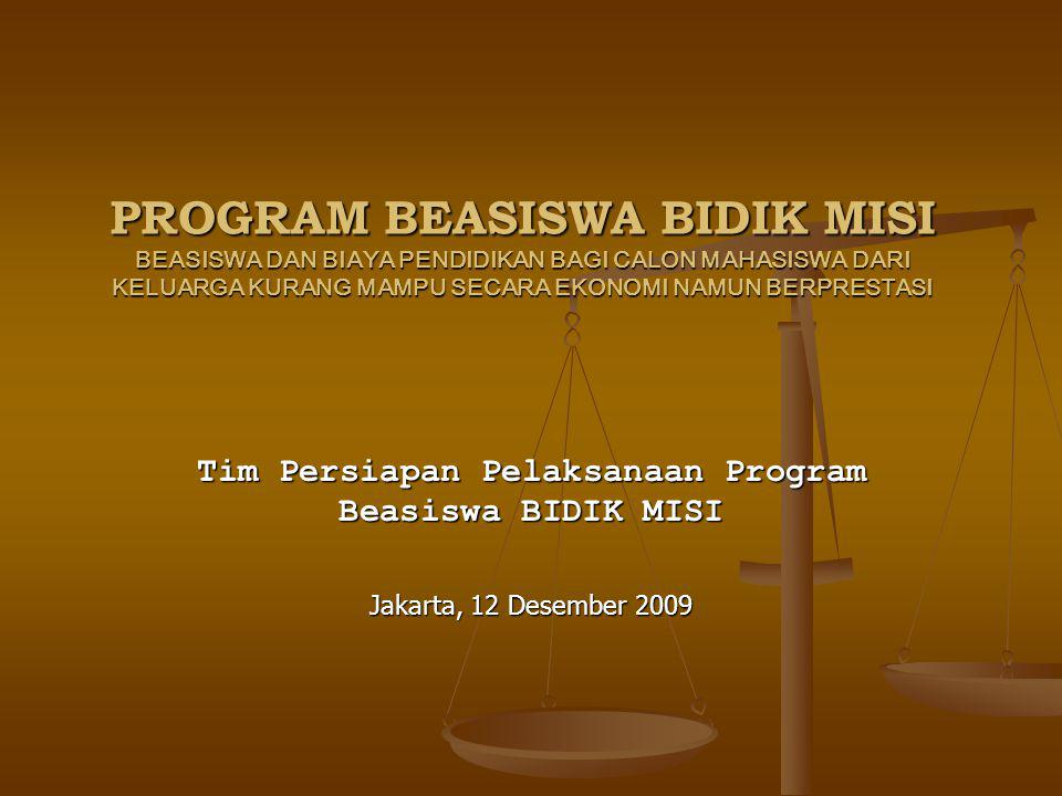 Tim Persiapan Pelaksanaan Program