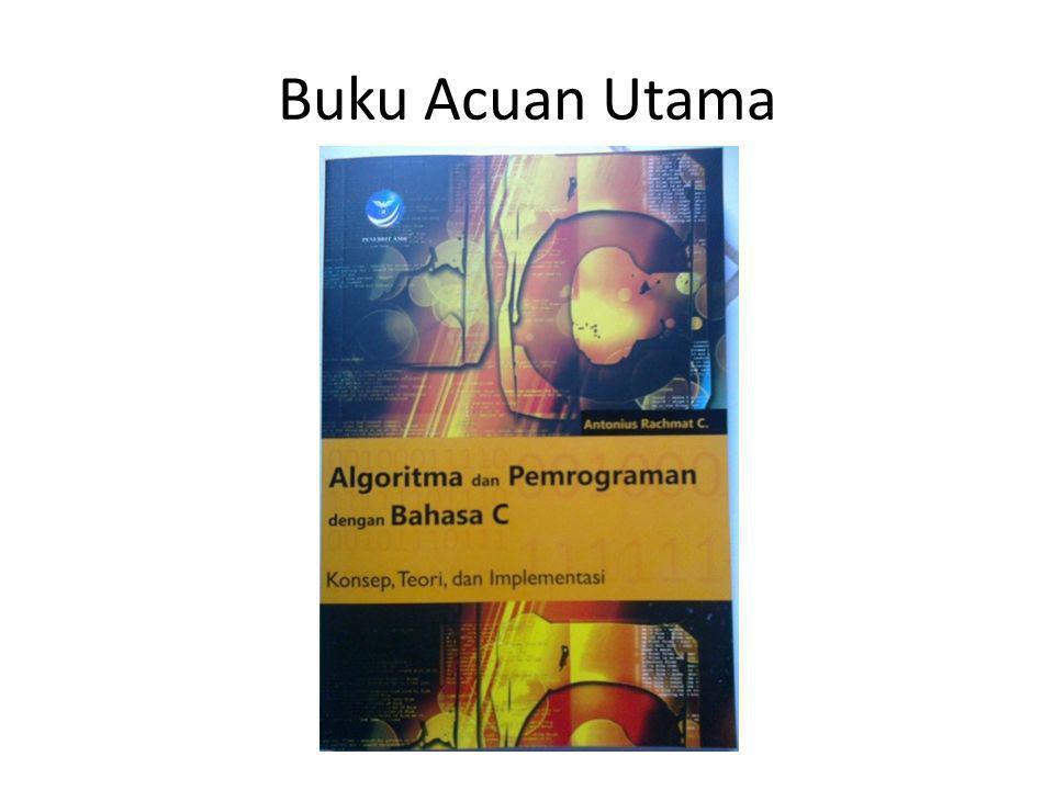 Buku Acuan Utama