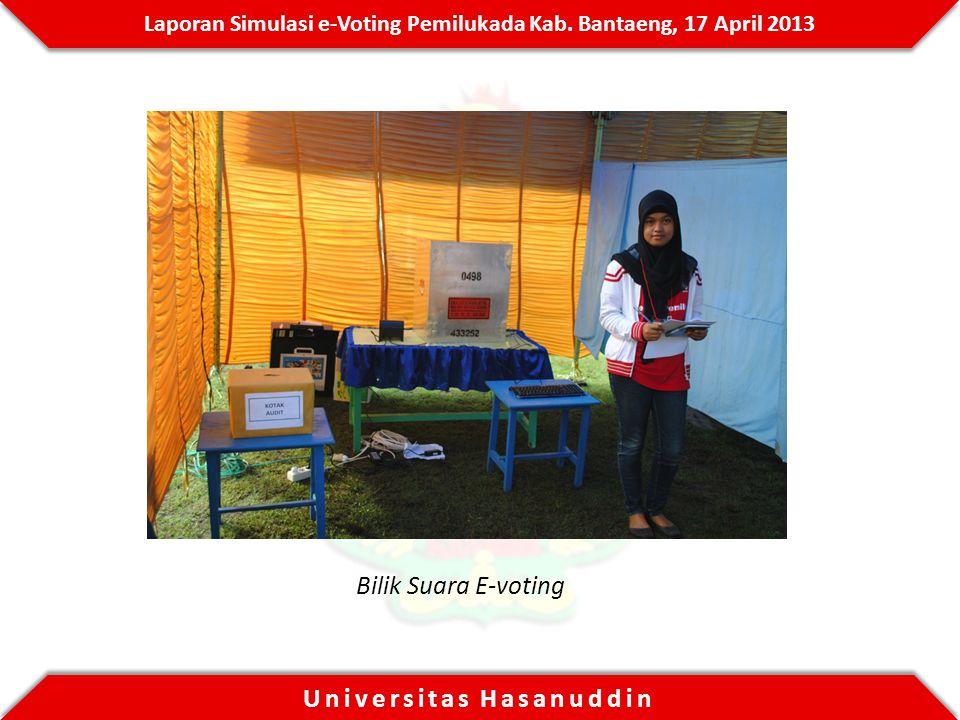 Bilik Suara E-voting