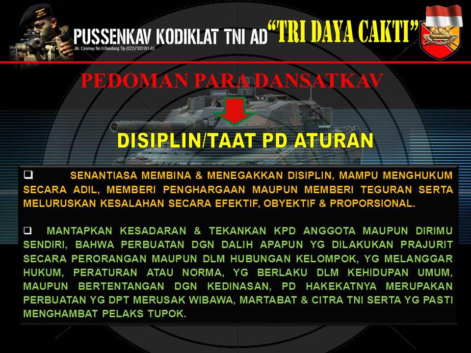 DISIPLIN/TAAT PD ATURAN
