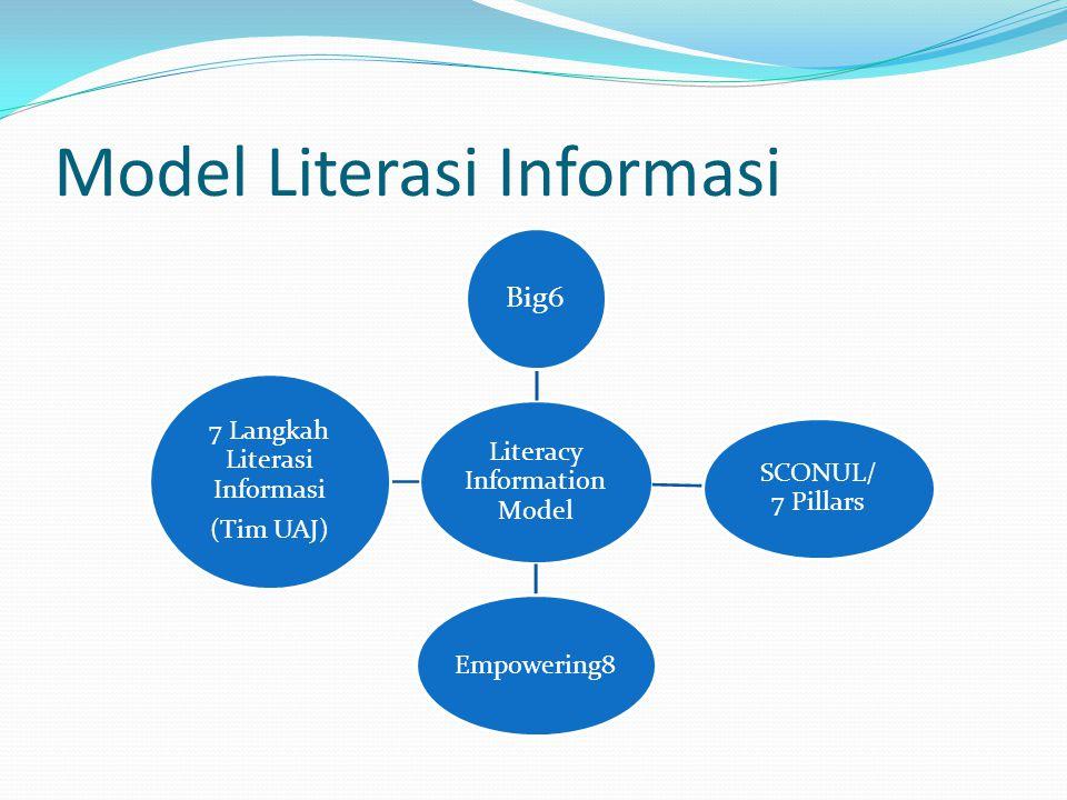 Model Literasi Informasi