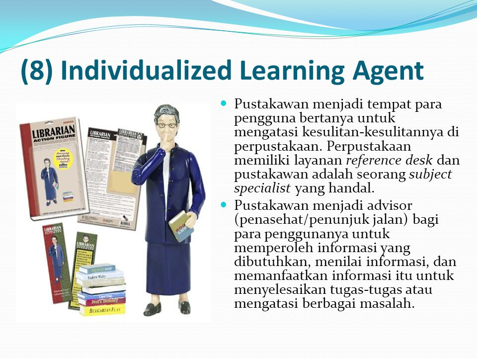 (8) Individualized Learning Agent