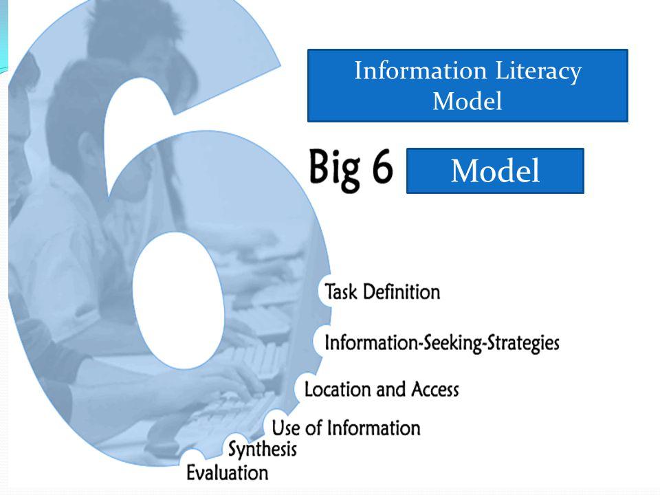 Information Literacy Model