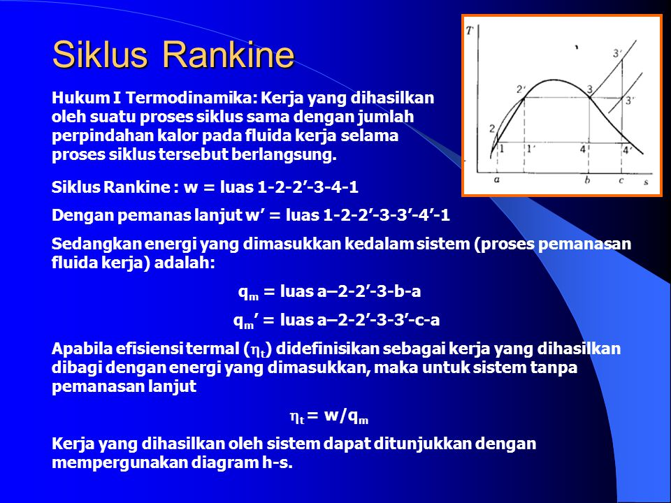 Siklus Rankine
