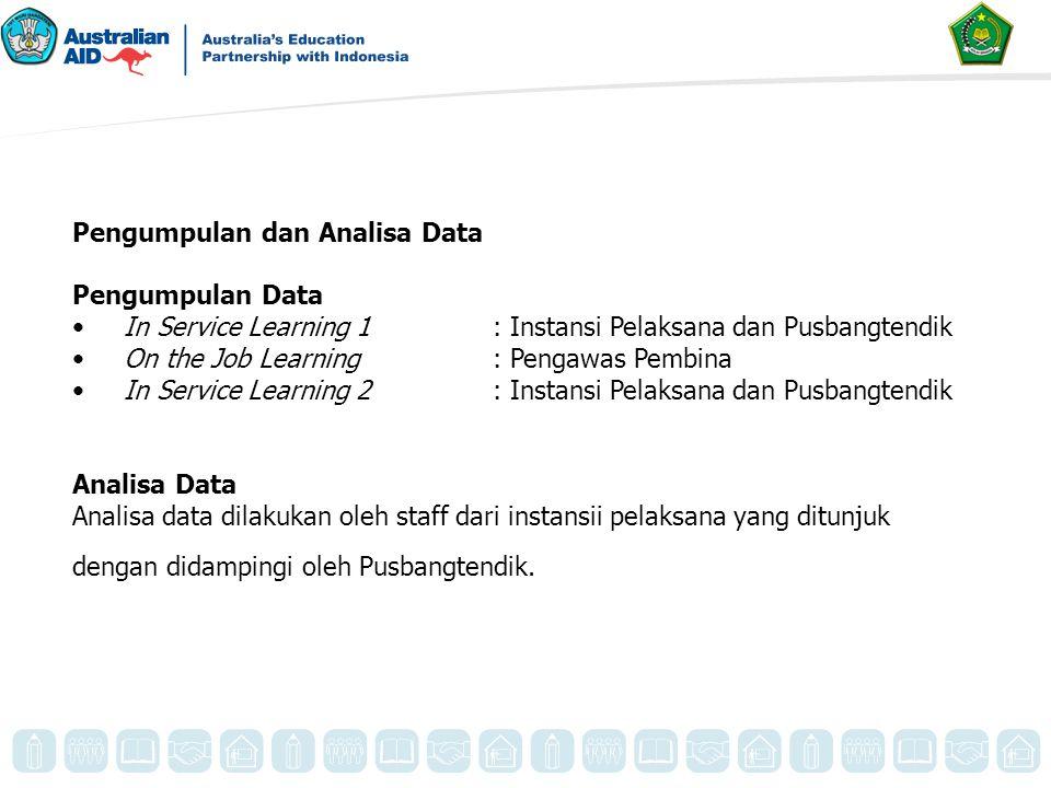 Pengumpulan dan Analisa Data