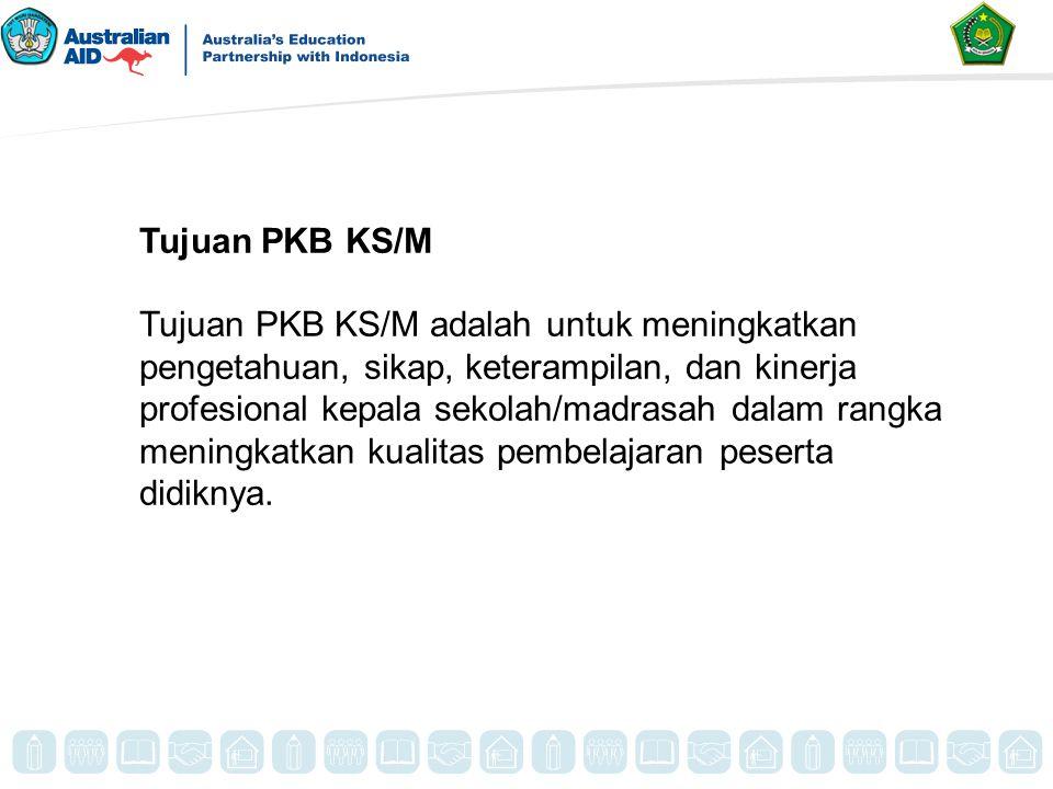 Tujuan PKB KS/M