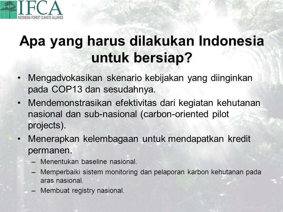 Apa yang harus dilakukan Indonesia untuk bersiap