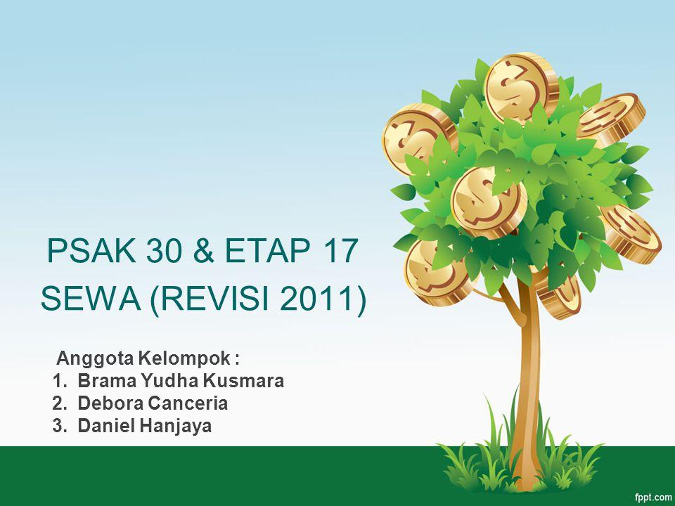 PSAK 30 & ETAP 17 SEWA (REVISI 2011)