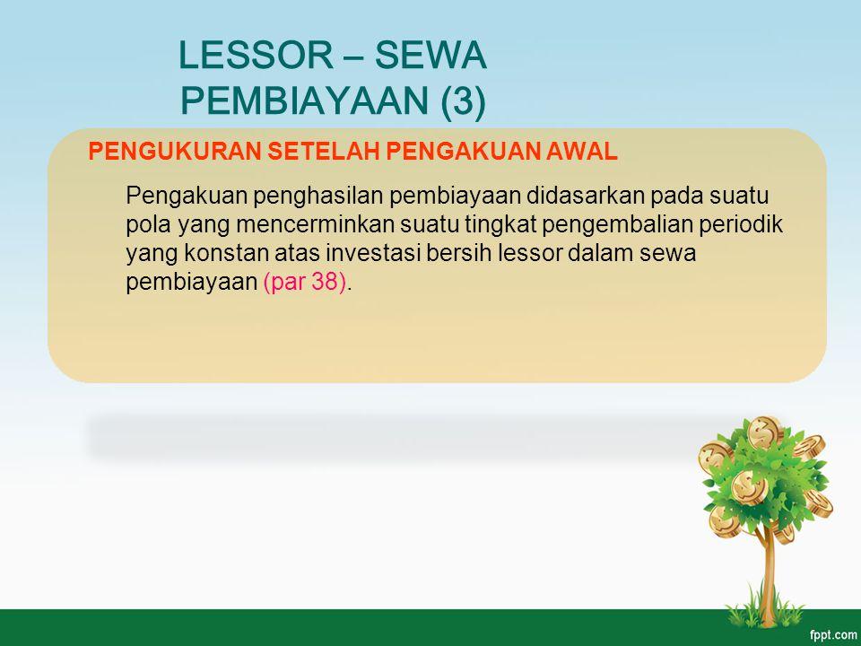 LESSOR – SEWA PEMBIAYAAN (3)
