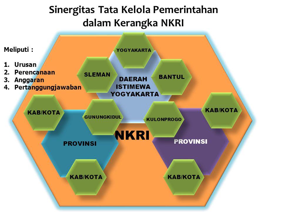 Sinergitas Tata Kelola Pemerintahan