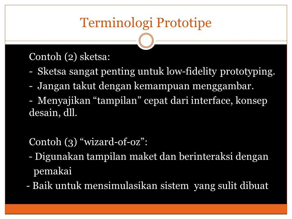 Terminologi Prototipe