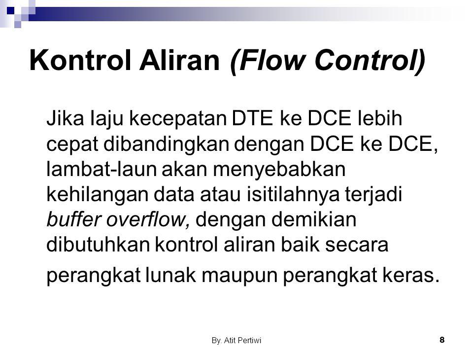 Kontrol Aliran (Flow Control)