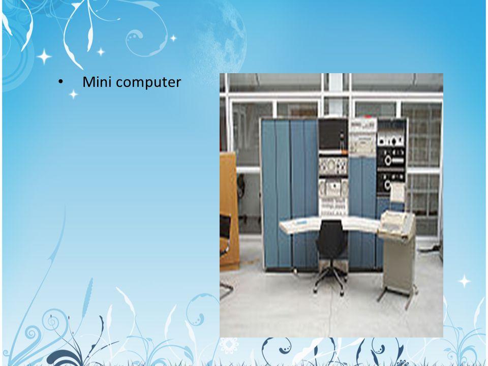 Mini computer